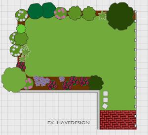 OUTCARE.DK HAVESERVICE, træfældning, planlægning og anlæg af have ...